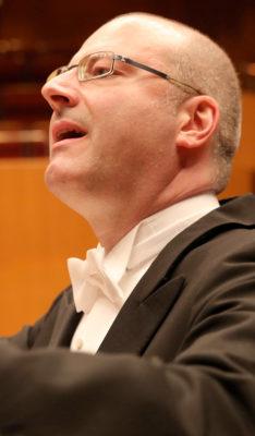Dirigent Christian Letschert-Larssson