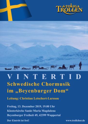 Winterkonzert Beyenburg